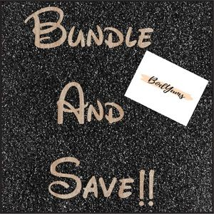 Other - Bundle and Save 🖤